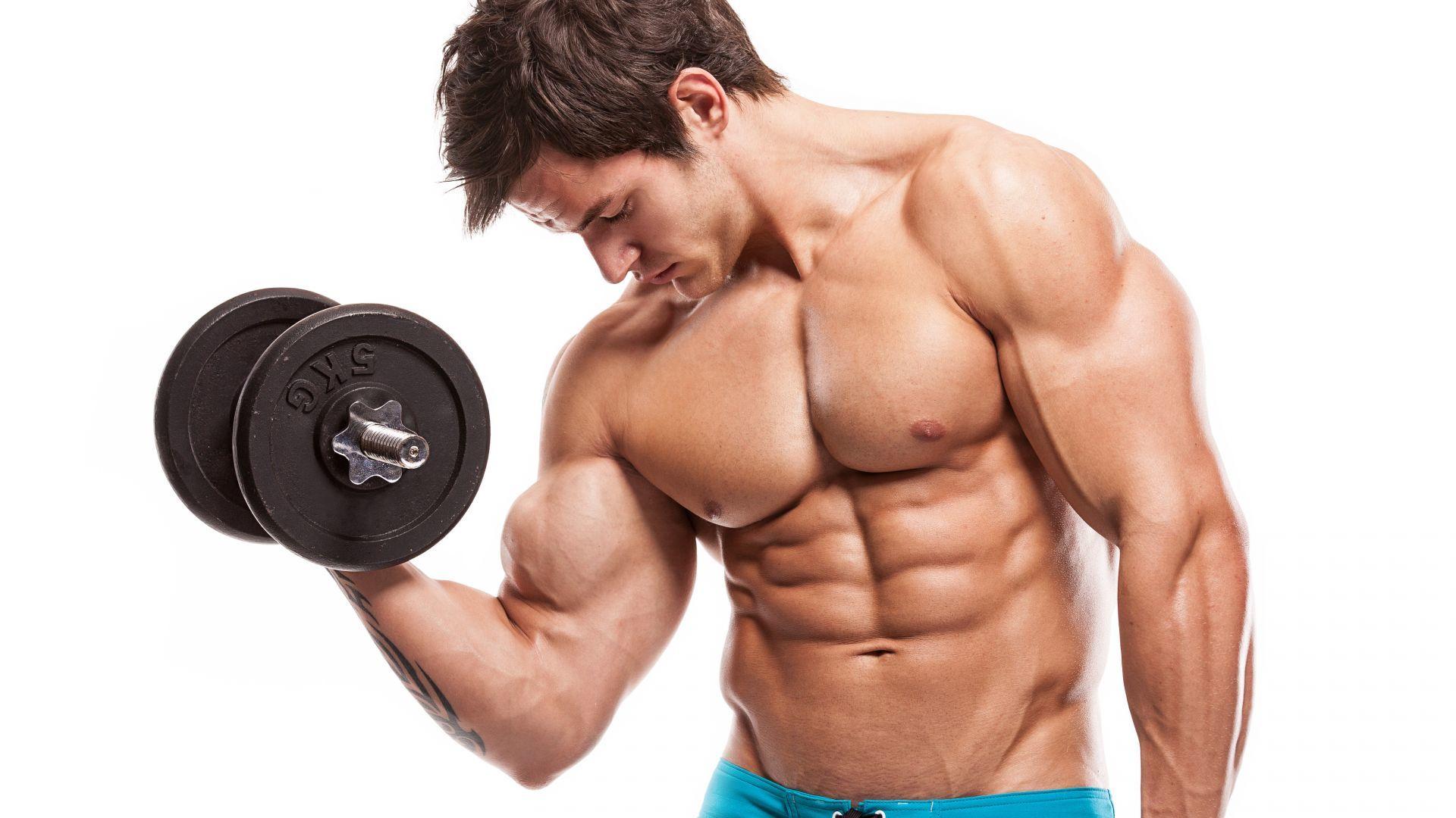 Спорт – для настоящих мужчин