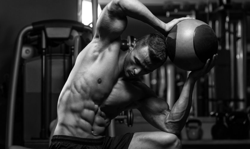 Бодибилдинг для сильных мужчин